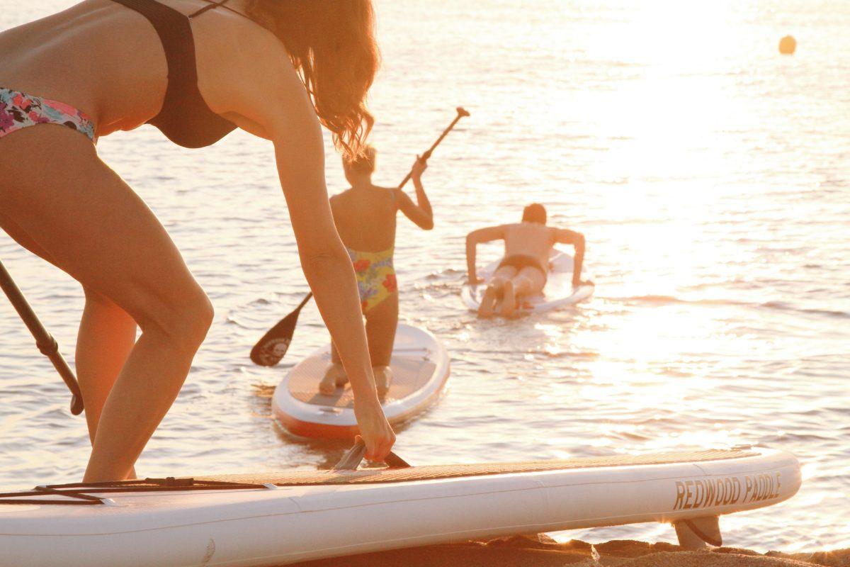 SUP Tipps paddeln